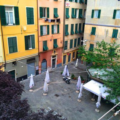 Vista Piazza Lavagna